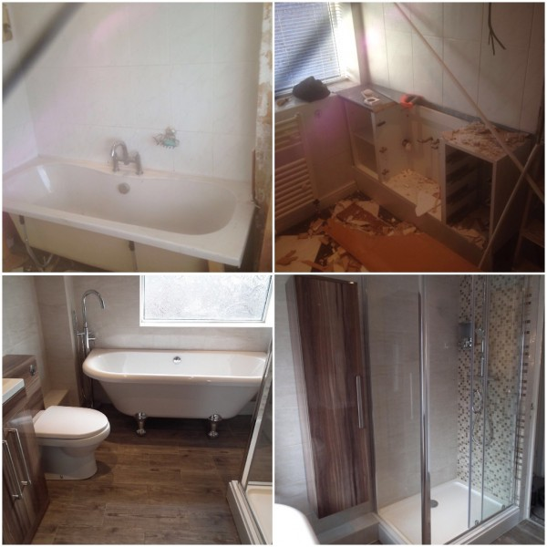 Take a look at some of our projects before after Trentham